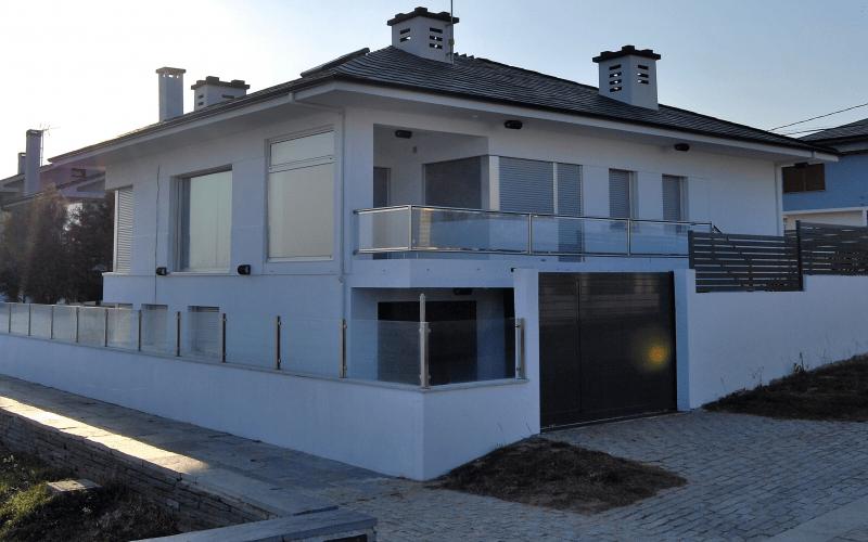 Construcci n de vivienda unifamiliar en lugo - Construccion vivienda unifamiliar ...